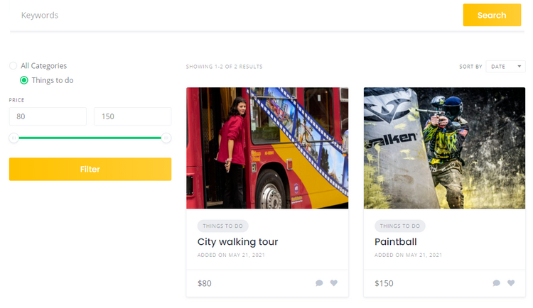 Create a travel directory website with WordPress